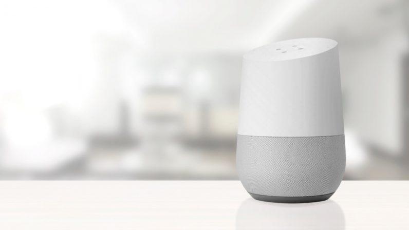 google home، جوجل هوم
