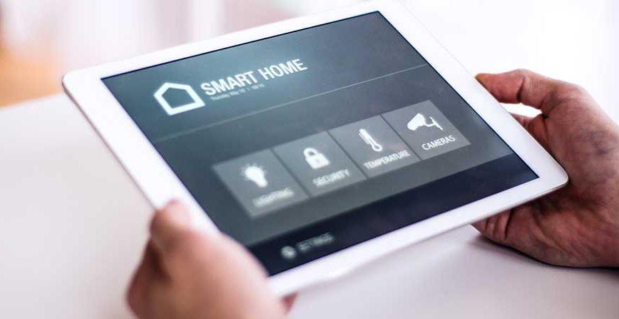 smart home ,المنزل الذكي