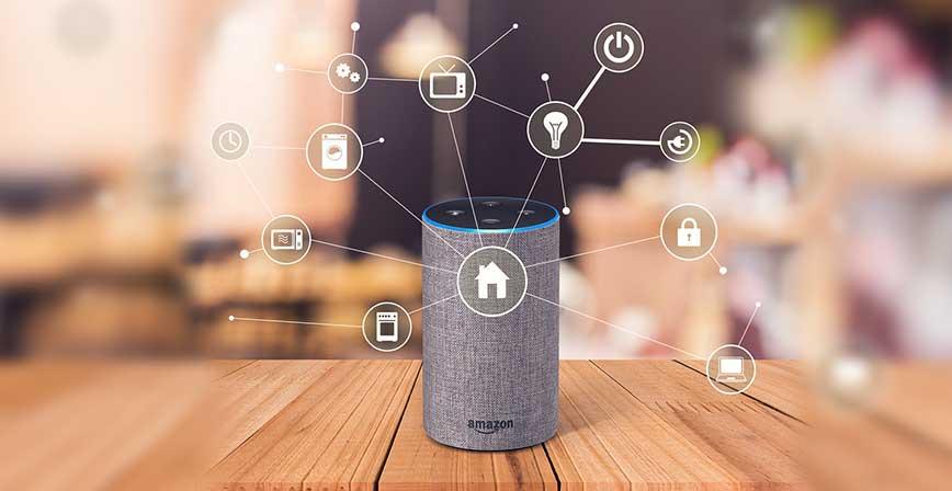 منزل ذكي من Alexa