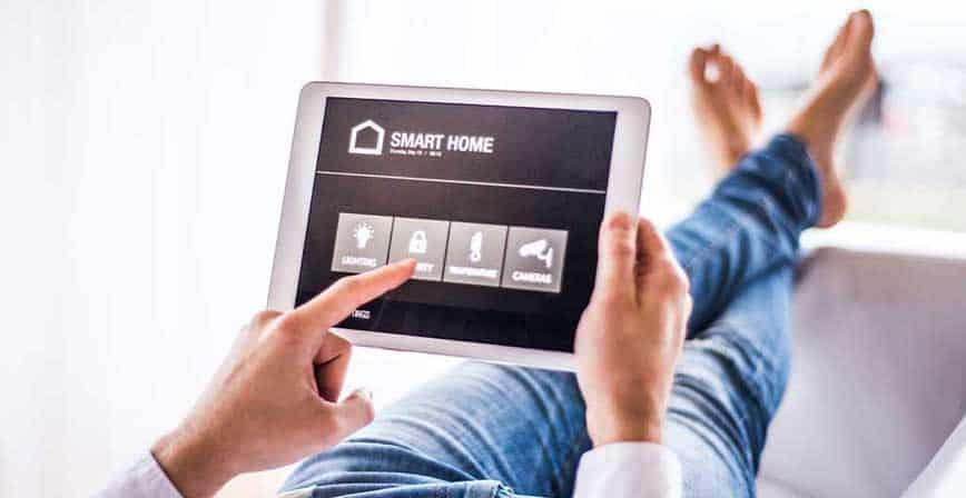 منزل ذكي, smart home