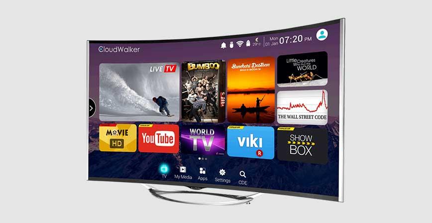 Best 7 smart TV's from 2021