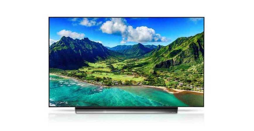 LG B9 Series 65-Inch 4K HDR smart TV