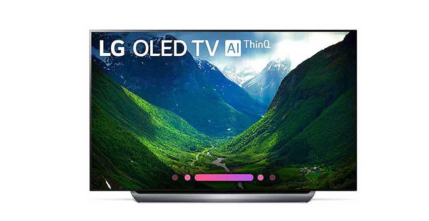 smart tv, LG OLED55C9PUA 55-Inch 4K HDR with Soundbar smart TV