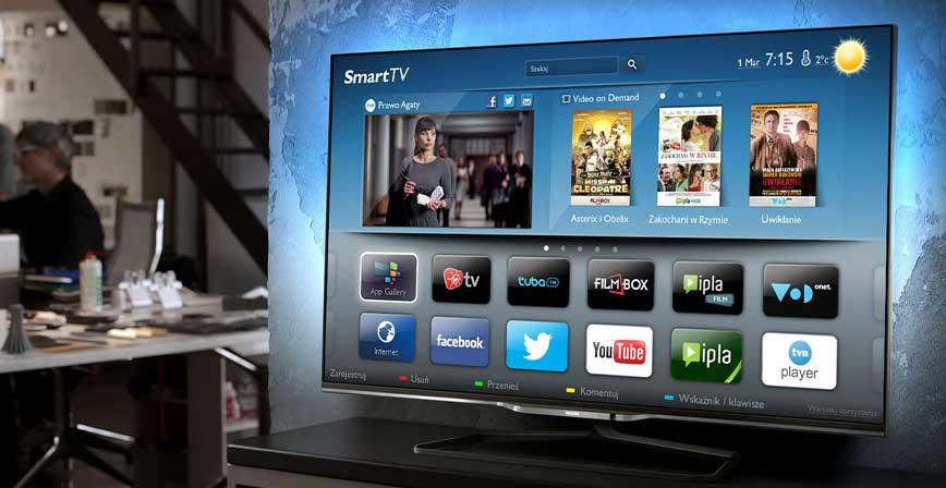 أفضل أجهزة التلفزيون الذكية