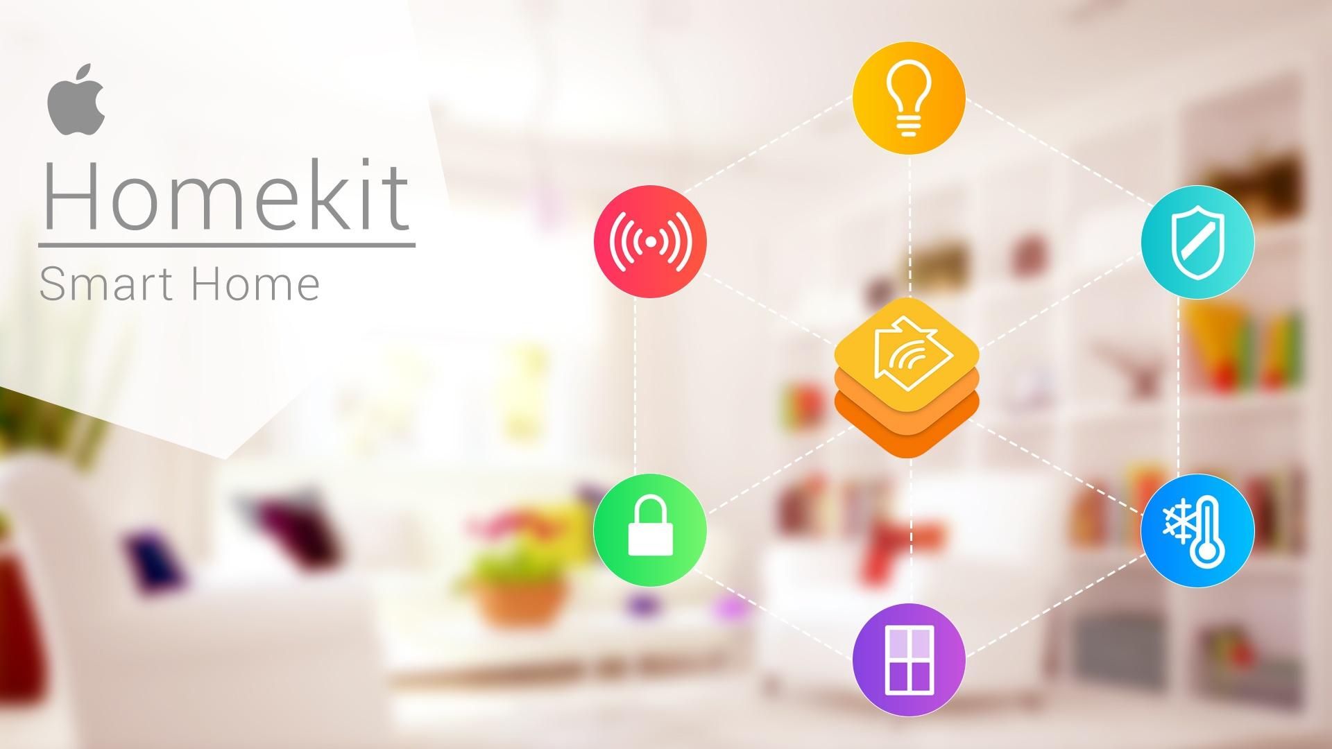 Apple HomeKit، هوم كيت ، ابل هوم كيت