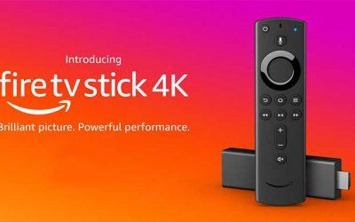 مراجعة جهاز Amazon fire tv stick 4k