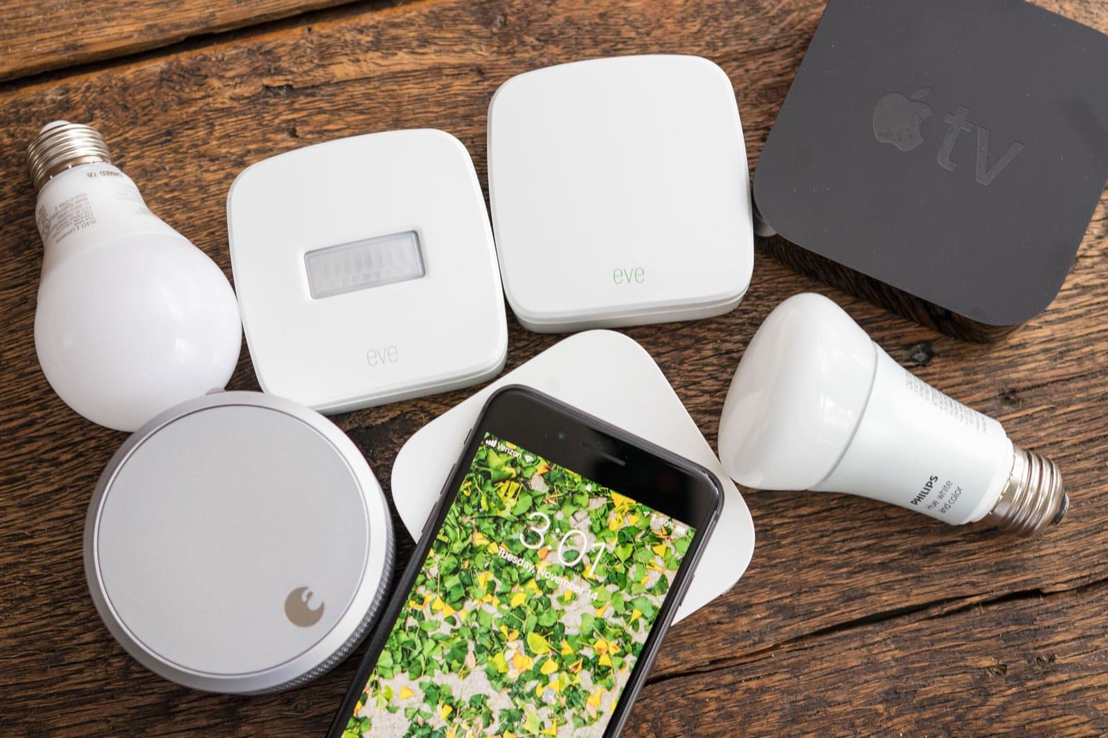أفضل 10 أجهزة ذكية متوافقة مع HomeKit