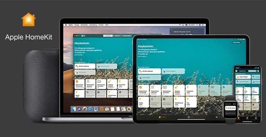 Apple HomeKit, smart home
