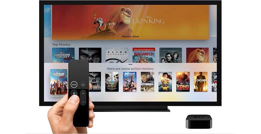 ابل تي في، جهاز Apple TV