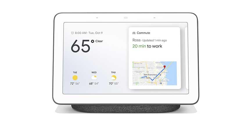 شاشة Google Nest Hub