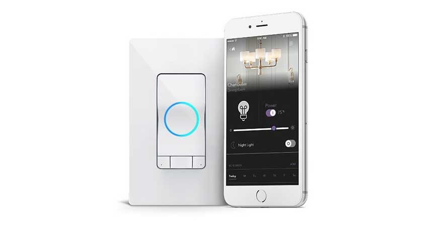 المفتاح الكهربائي الذكي I Devices Smart Switch