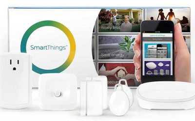 Get to know Samsung SmartThings