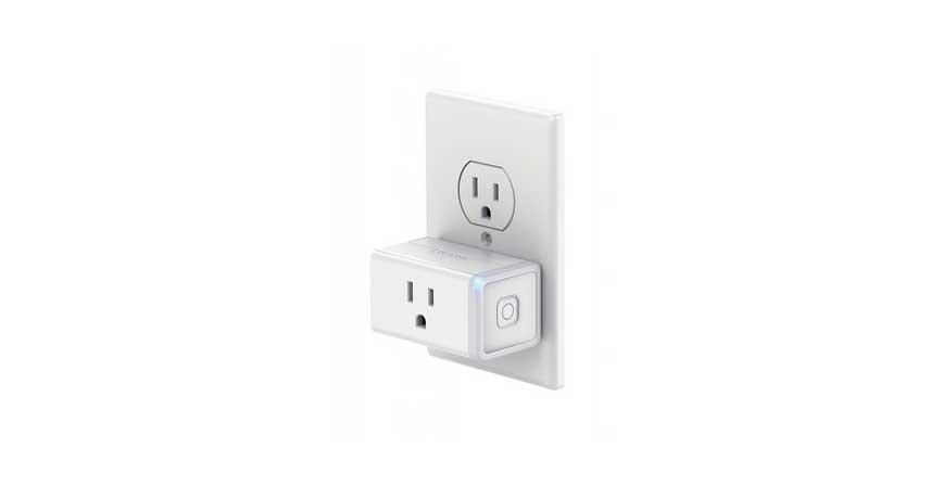 المقابس الذكية TP-Link Smart WiFi Plug Mini
