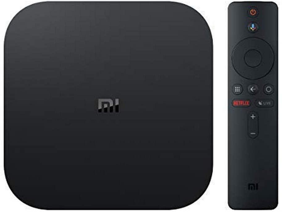 Xiaomi Mi TV Box S, شاومي مي بوكس اس