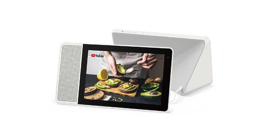 شاشة لينوفو Smart Display 8, أفضل الشاشات الذكية لعام 2020