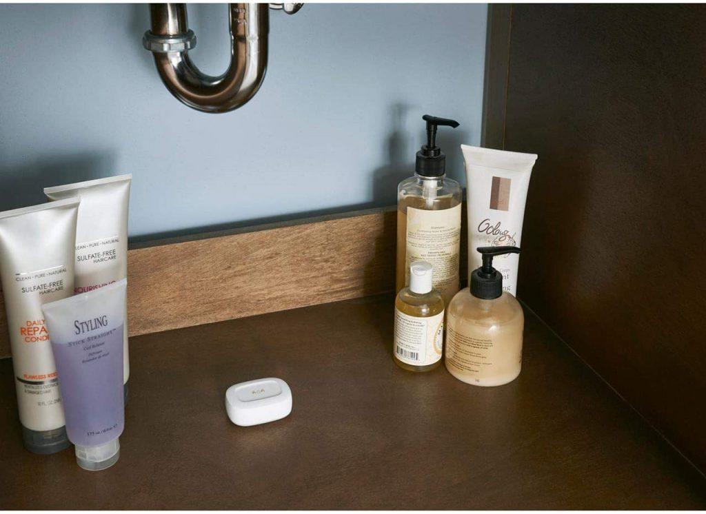 Samsung SmartThings Water Leak Sensor, جهاز كشف تسرّب المياه