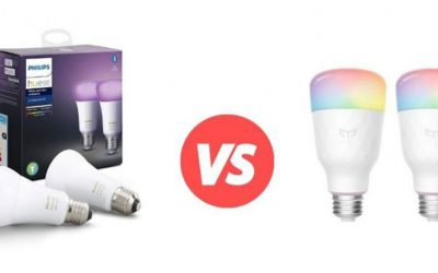 Philips Hue vs Yeelight: a complete comparison