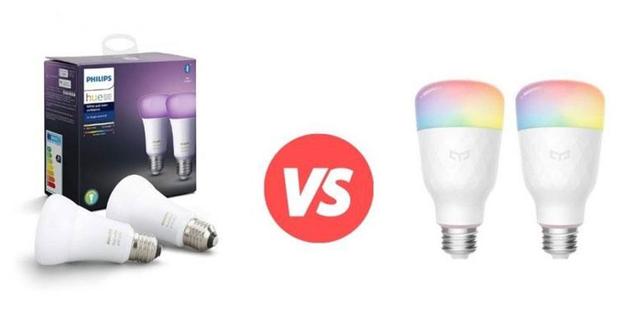 Philips Hue vs Yeelight