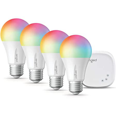 Sengled Element Color LED Starter Kit with Hub