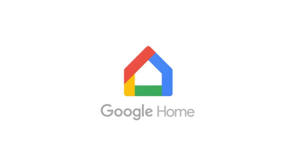 تطبيق جوجل هوم