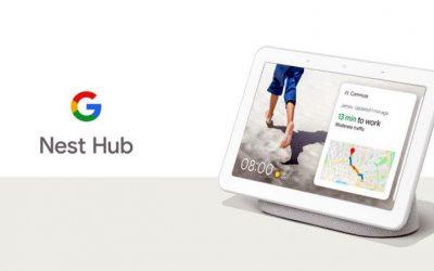 جوجل نيست هاب شاشة واحدة تتحكم في بيتك الذكي – جهاز Google Nest Hub