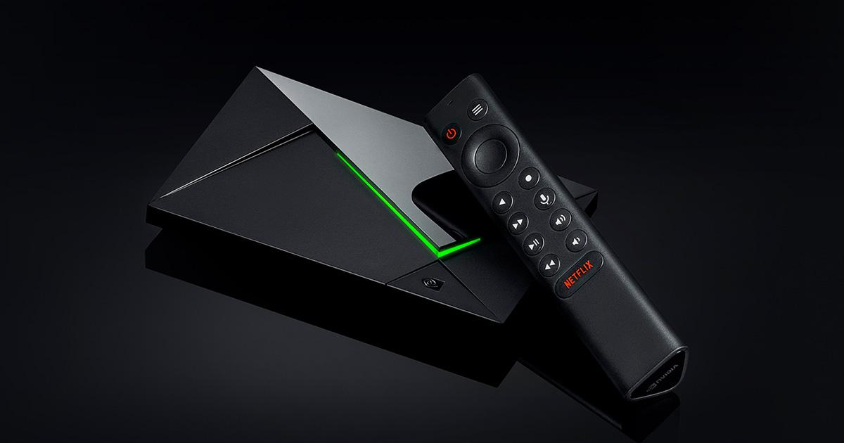تلفزيون Nvidia Shield
