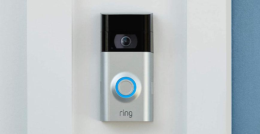 جرس الباب بالفيديو الذكيّ, ring