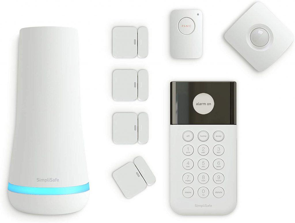 أنظمة أمن المنازل الذكية