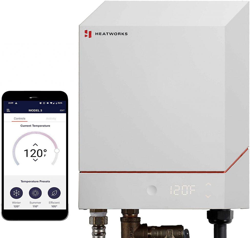 جهاز سخان مياه ذكي Heatworks