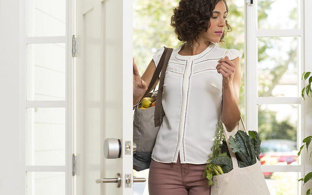 أقفال ذكية مسؤولة عن حماية منزلك من التعدي والسرقة