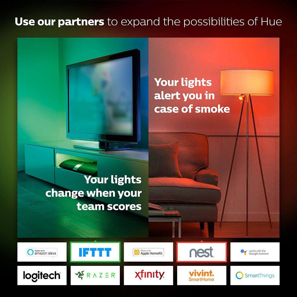 إضاءة فيليبس هيو الذكية Philips Hue