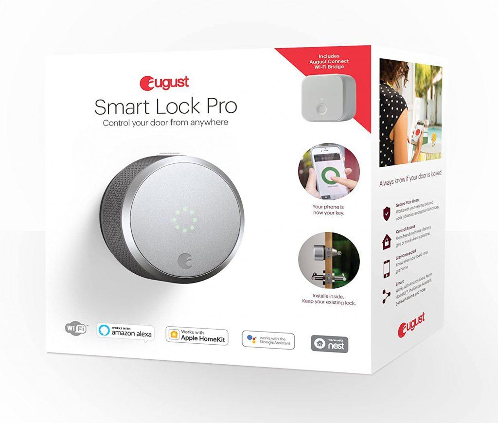 اقفال ذكية، قفل أوغست August Smart Lock