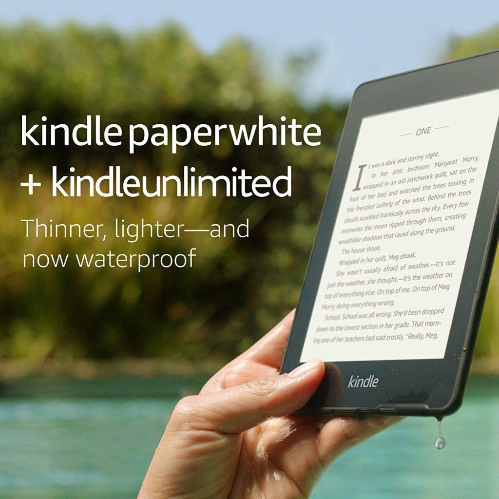 جهاز كيندل Kindle PaperWhite