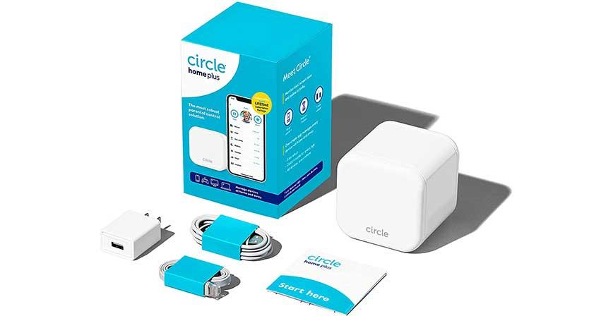 نظام الرقابة الأبوية Circle Home Plus