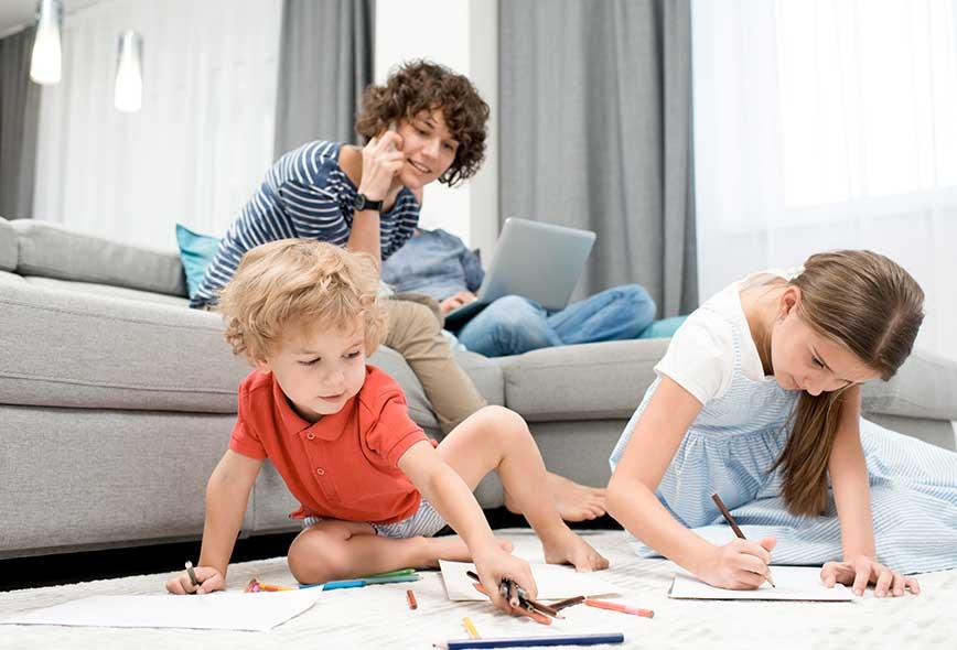 منتجات ذكية لسلامة الطفل في المنزل