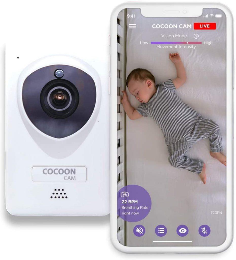 جهاز مراقبة الطفل Cocoon Cam Plus, أجهزة مراقبة الأطفال الذكية
