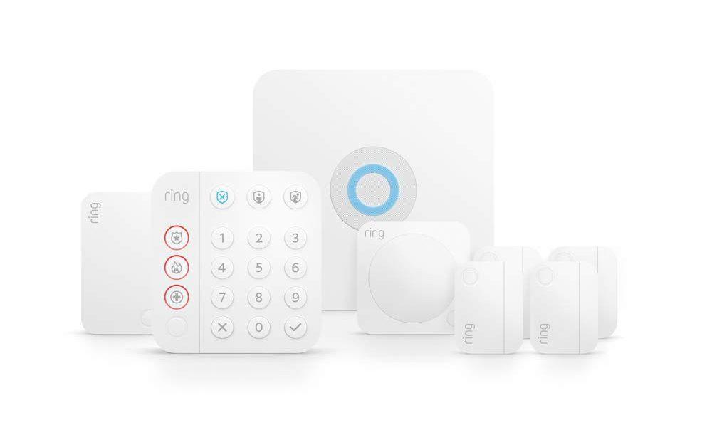 أفضل 5 أجهزة أمان بإنذار Ring Alarm