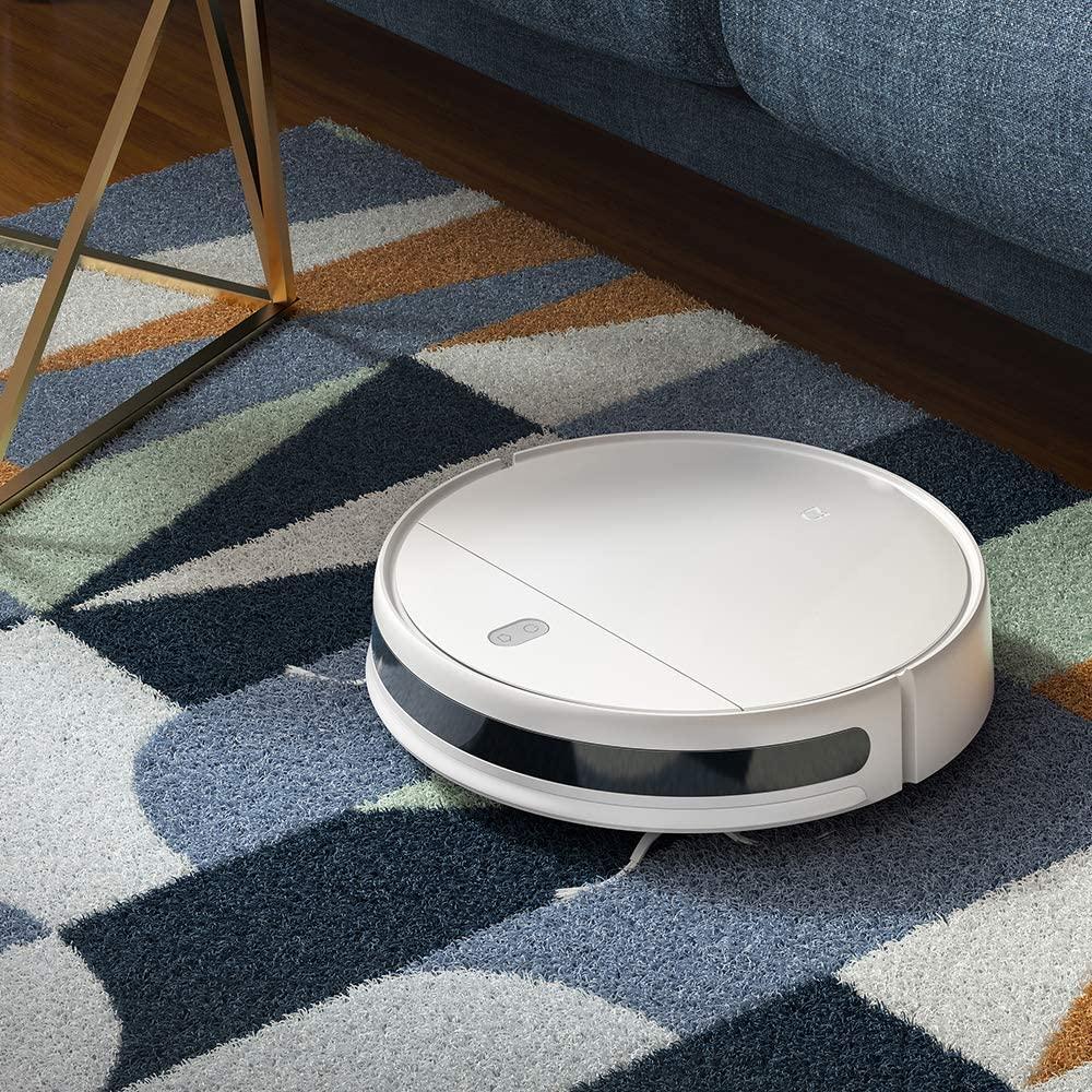 مقدمة عن مكنسة Xiaomi Mi Robot Vacuum Mop Essential