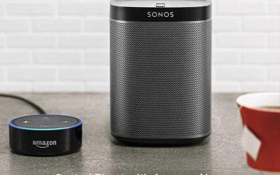 10 مزايا لشراء مكبرات الصوت Sonos الذكية من أمازون