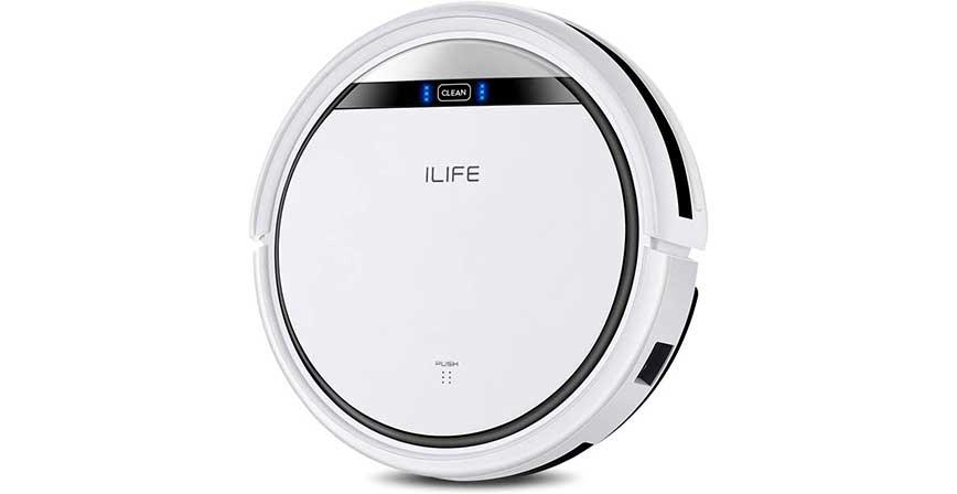 مكنسة روبوت ذكية ILIFE V3s Pro