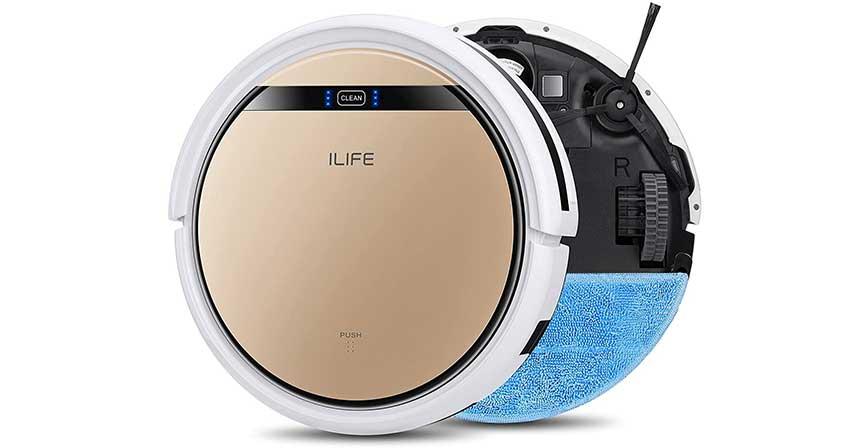مكنسة روبوت ذكية ILIFE V5s Pro