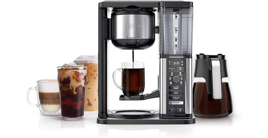 ماكينة القهوة Ninja Specialty