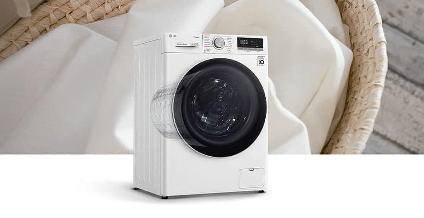 تعرف على ميزات غسالة ال جي الذكية Smart LG Washing Machine ولماذا عليك شرائها؟