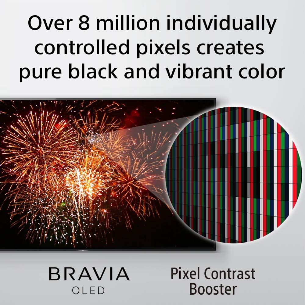 مواصفات تلفزيون سوني الذكي XBR-55A9G BRAVIA OLED
