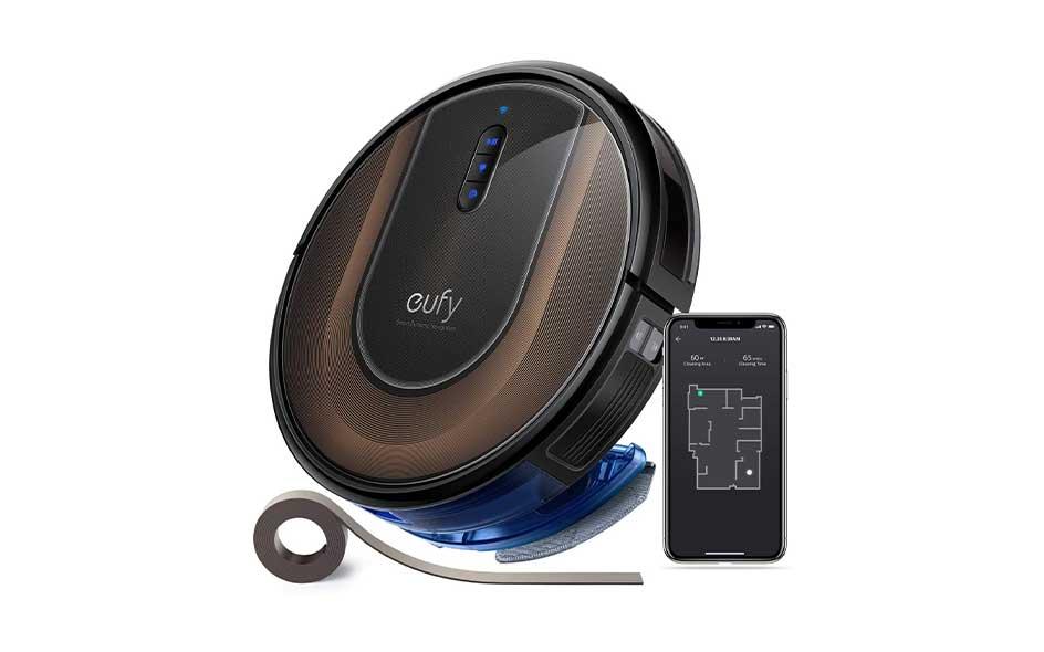 Eufy by Anker, RoboVac G30 أنكر يوفي مكنسة ذكية
