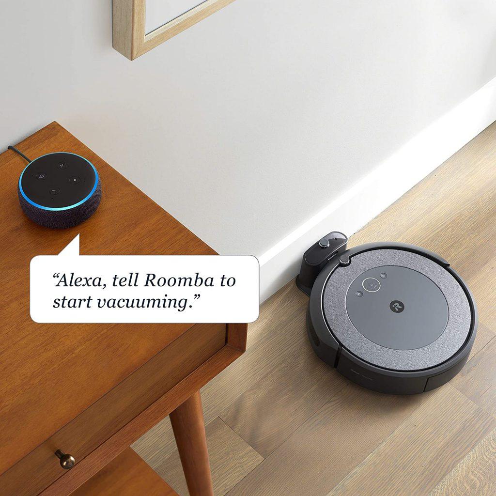 مكنسة روبوت ذكية (iRobot Roomba i3 (3150