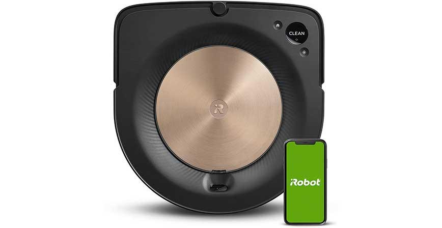 مكنسة روبوت ذكية iRobot Roomba s9