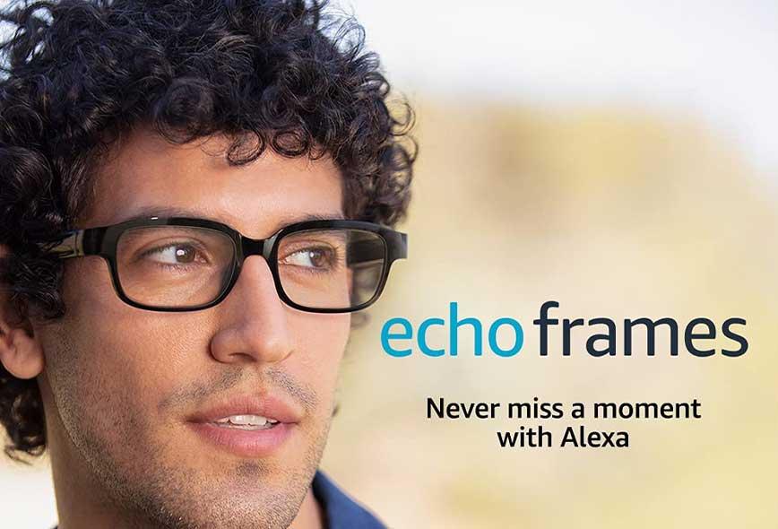 ما هي نظارة أمازون الذكية Echo Frames